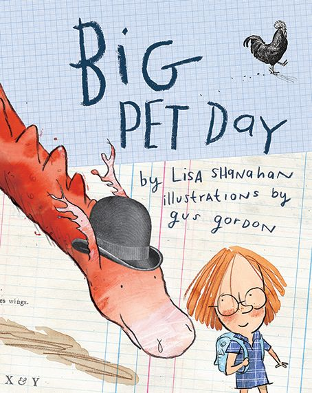 Gus Gordon - Big Pet Day