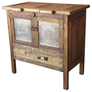 Rustic Barnwood Sideboard   Rustic   Buffets And Sideboards   By Indeed  Decor
