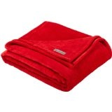 Columbia Coral Fleece Throw, Salsa (Kitchen)By Columbia