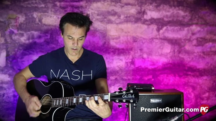 Top Nashville picker John Bohlinger reviews the Hughes & Kettner era 1 acoustic amp for Premier Guitar magazine! This test features a steel-string acoustic, a nylon-string classical guitar and a mandolin - rocking!