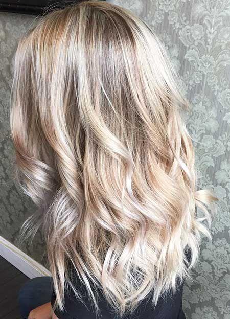 Blonde Haarfarbe die meisten schmeichelhaft und An…