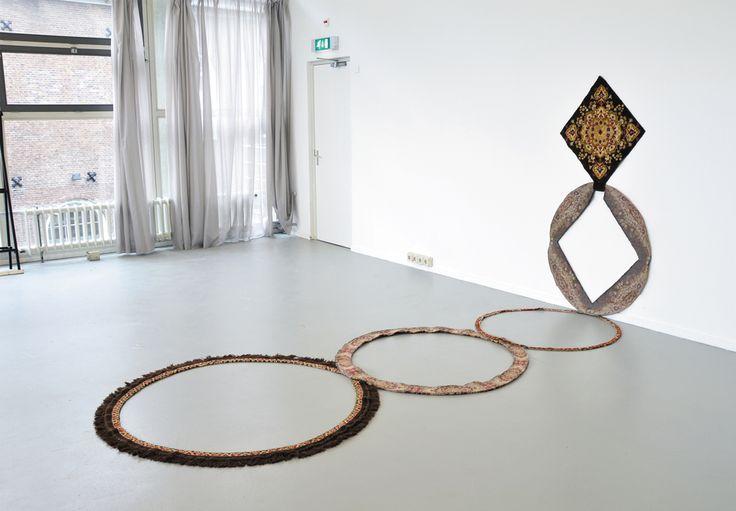 Oscar Abraham Pabon, The Origin of the circle II, 2014,