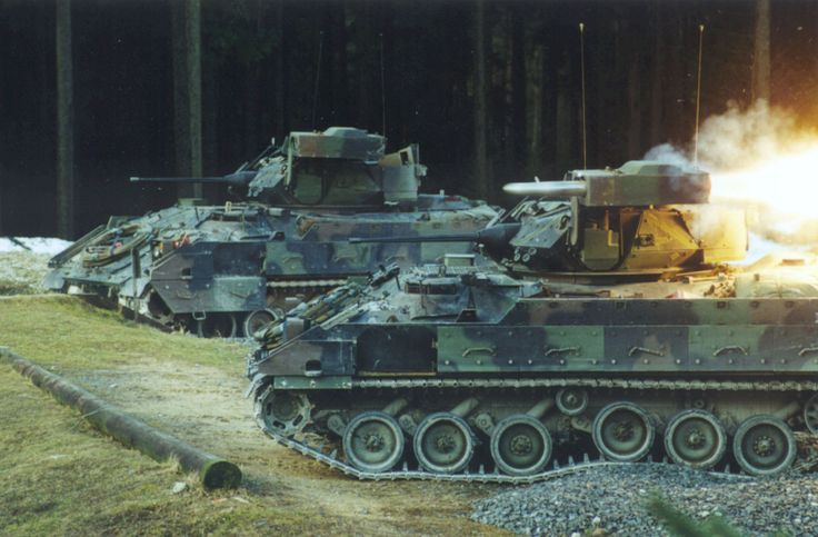 M2A2 Bradley Infantry Fighting Vehicle (USA)