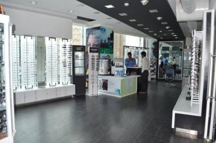 Maxivision Optical. Opticians & eye glass technicians are available to help you at our stores. Our Optical have wide range of frames & contact lenses also latest sunglasses are available.