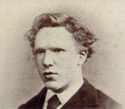 portrait Van Gogh