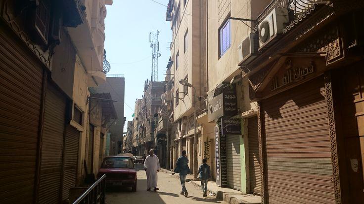 Street View@Cairo