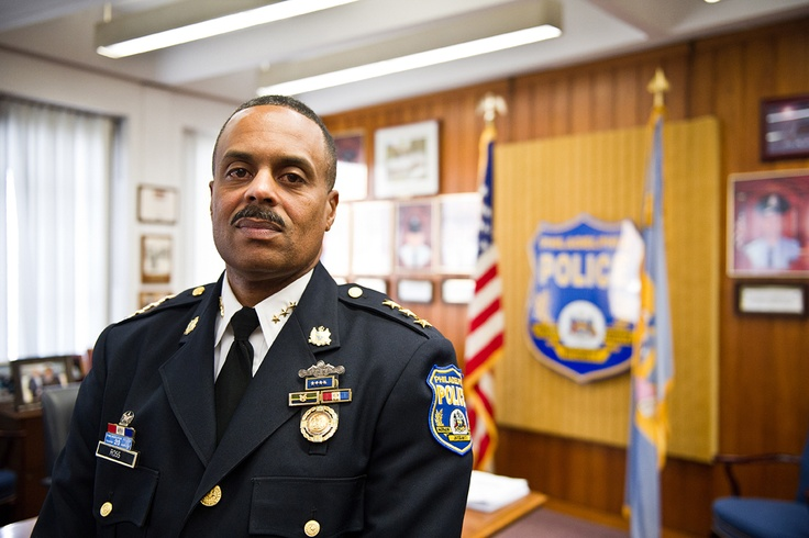 Commissioner Richard Ross - Philadelphia Police
