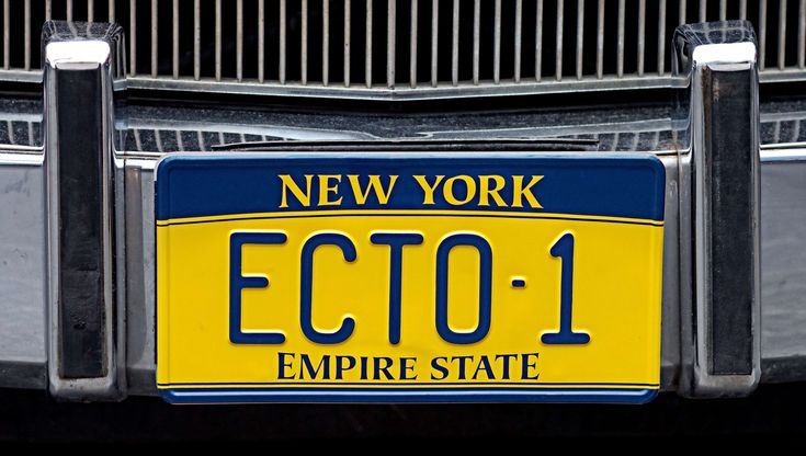 #ambulance #blockbuster #buster #cadillac #ecto #ecto 1 #ectoplasm #empire #end loader #extermination #film #ghost #ghostbusters #hearse #hollywood #licence #new york #parapsychologist #parapsychology #plate #registr