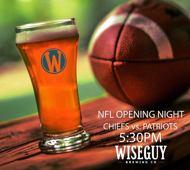 Are you ready for some #football The game will be on both TV's, open until 9pm #nfl #craftbeer #wiseguybrewingco #carlsbad #sandiego #sandiegobeer #northcounty #patriotssuck #sodothechiefs #sandiego #sandiegoconnection #sdlocals #sandiegolocals - posted by Wiseguy Brewing Company https://www.instagram.com/wiseguybrewingco. See more San Diego Beer at http://sdconnection.com