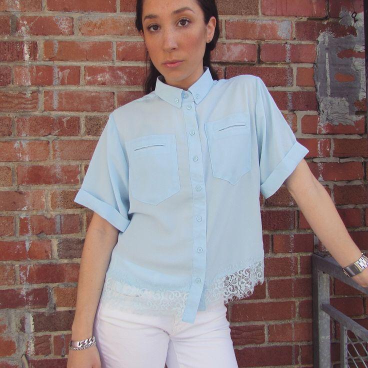 summer palette! blouse $19.98 www.republiquecollection.com  #mode #fashion #summerfashion #montreal #mtl #shopping #onlineshopping