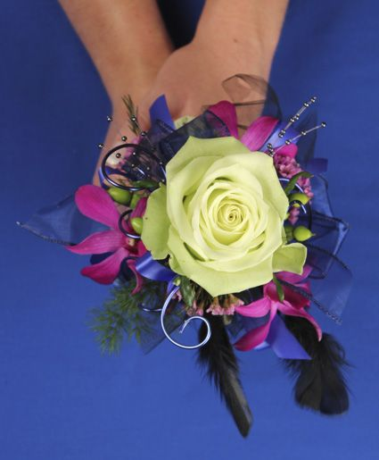 26 best prom flowers images on pinterest prom flowers arm order a night to remember handheld bouquet from hearts flowers of coral springs coral springs fl florist flower shop mightylinksfo