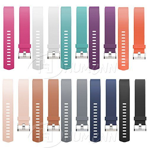 Band for 2016 Fitbit Charge 2 HR, Accessories Replacement Sport Fitness Band for Fitbit Charge 2, Pack of 10, Small - http://www.exercisejoy.com/band-for-2016-fitbit-charge-2-hr-accessories-replacement-sport-fitness-band-for-fitbit-charge-2-pack-of-10-small/fitness/