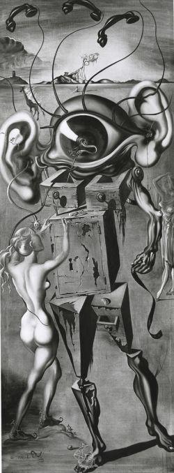 The Seven Lively Arts. Art of Cinema   Catalogue Raisonné of Paintings   Gala - Salvador Dali Foundation