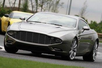 Aston Martin Virage Shooting Brake '09.2014