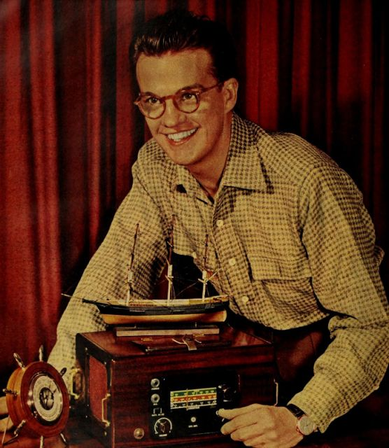 Bill Cullen's entire claim to TV fame was as a game show panelist and/or host.