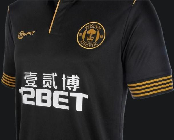 This is the new Wigan away kit 2013/14, Wigan Athletic's new away strip for the 2013/2014 Championship season. The new Wigan away kit has been made by Mi-Fit and was officially unveiled on Ju…