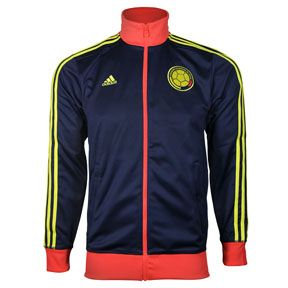 adidas  Colombia  Soccer Track Jacket (2015/16)