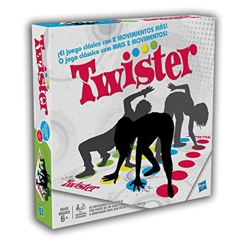 Find all of our games here, including the Hasbro Twister, available now! Games W, Sports Games, Funny Games, Twister Board Game, Board Games, Kids Party Games, Games For Kids, Ultimate Games, Family Humor