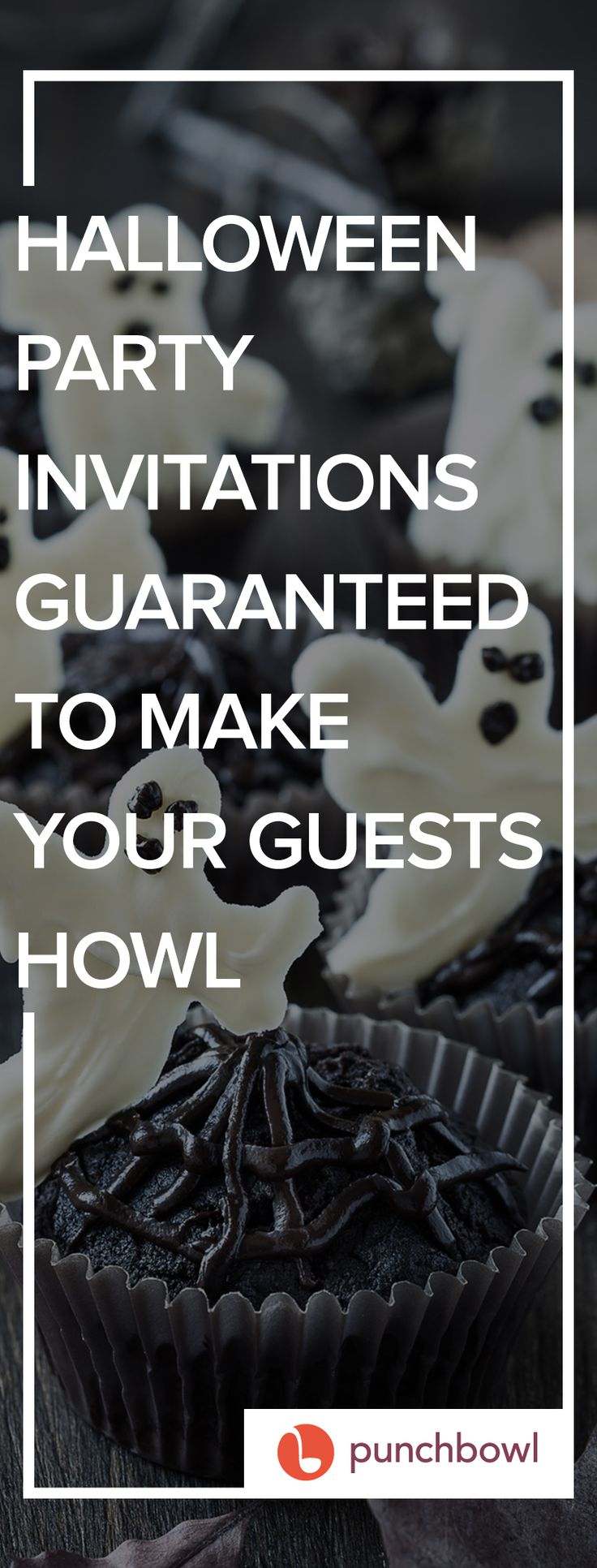 Paper invites are too formal, and emails are too casual. Get it just right with online invitations from Punchbowl. We've got everything you need for your Halloween party.      https://www.punchbowl.com/online-invitations/category/23?utm_source=Pinterest&utm_medium=54.6P