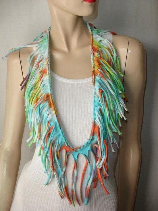 t-shirt necklace ideas   ... necklace , tshirt necklace ...
