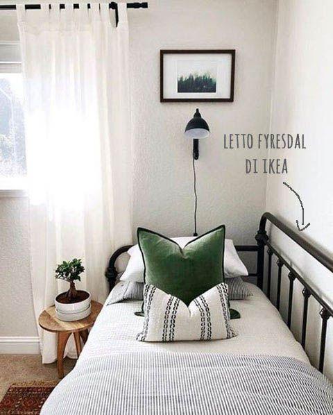 Camera per gli ospiti 10 idee da copiare bedroom for Arredamento idee da copiare