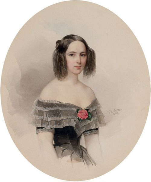 3. Catherine II confirme définitivement les Gontcharoff dans la noblesse héréditaire en élevant le père de Nathalie, Nicolas Afanassiévitch (1787—1861) à la dignité de chevalier de Saint-Vladimir (2 octobre 1789). La naissance de sa mère, Nathalie Ivanovna Zagryajskaïa (1785-1848) est entourée de mystère