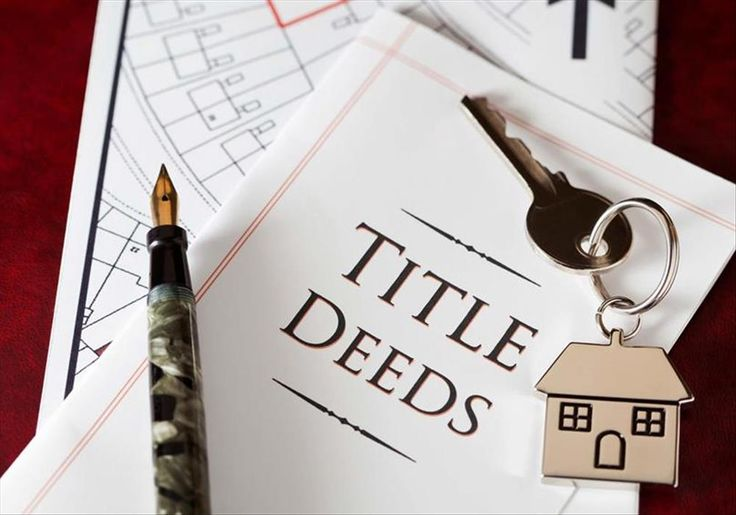 What You Need To Know About Property Title Deeds