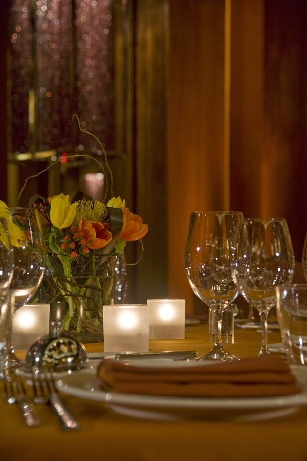 An exquisite dinner is sure to make you feel special at Grand Hyatt San Antonio.