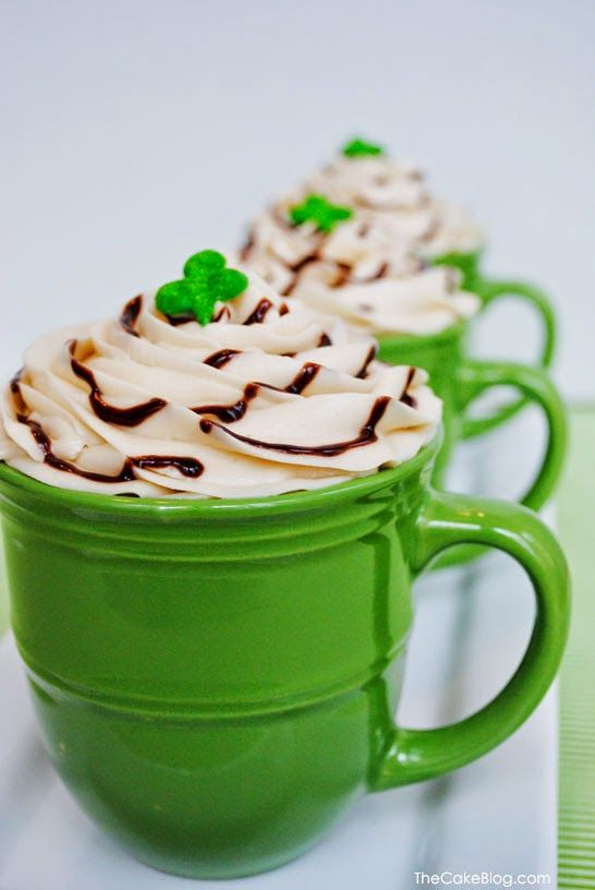 ciao! newport beach: irish coffee cupcakes