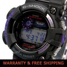 Casio Frogman G-Shock Tough Solar GF1000BP GF-1000BP-1D  - $623.00