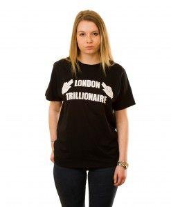 London Trillionaire T-shirt in Black