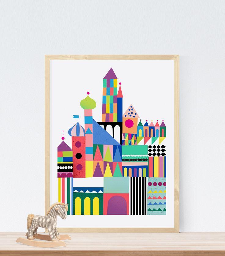 illustration for kids, ilustracja dla dzieci, plakat do pokoju dziecka, https://www.facebook.com/printlovee/?pnref=lhc
