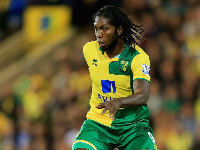 """Norwich City's Dieumerci Mbokani describes """"miracle"""" survival at Brussels airport"""