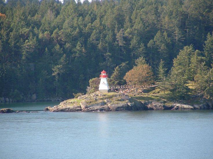 Öböl szigetek (Brit Kolumbia)