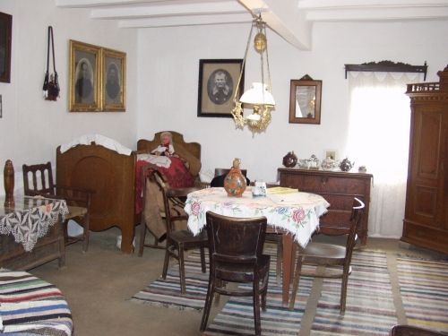 Tájház - Tisztaszoba
