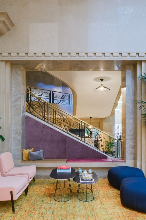 Weworks first paris location is an art deco tribute to 1920s france