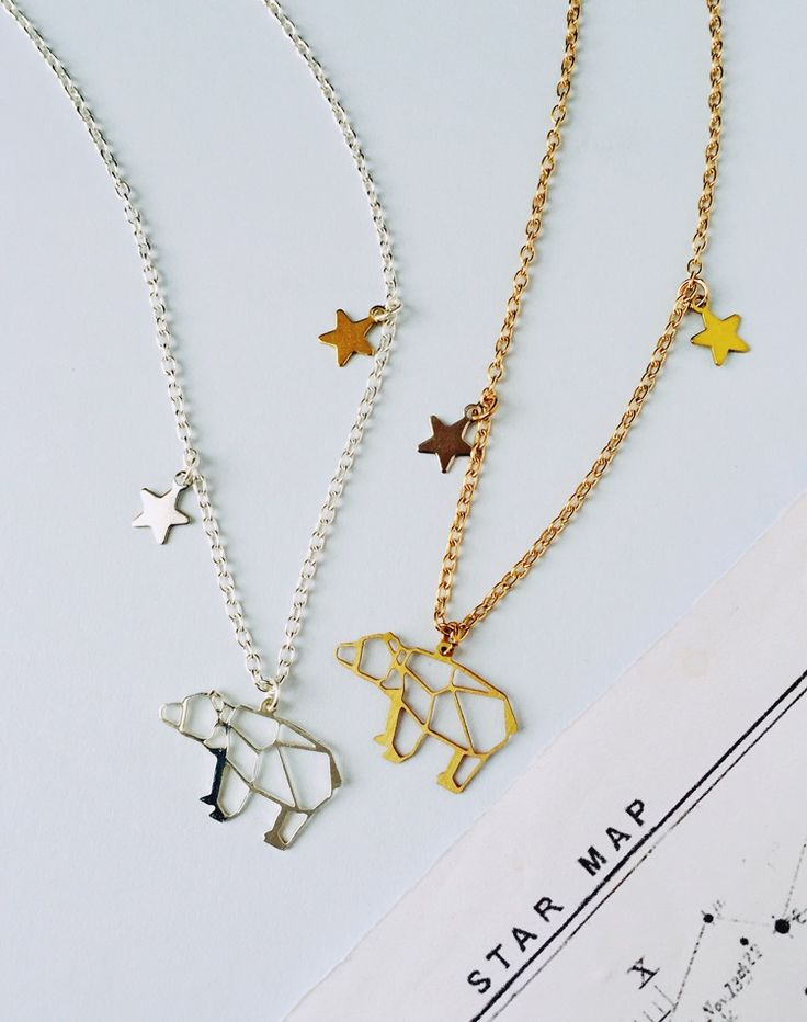 Ursa Major Constellation Bear — Eclectic Eccentricity Vintage Jewellery