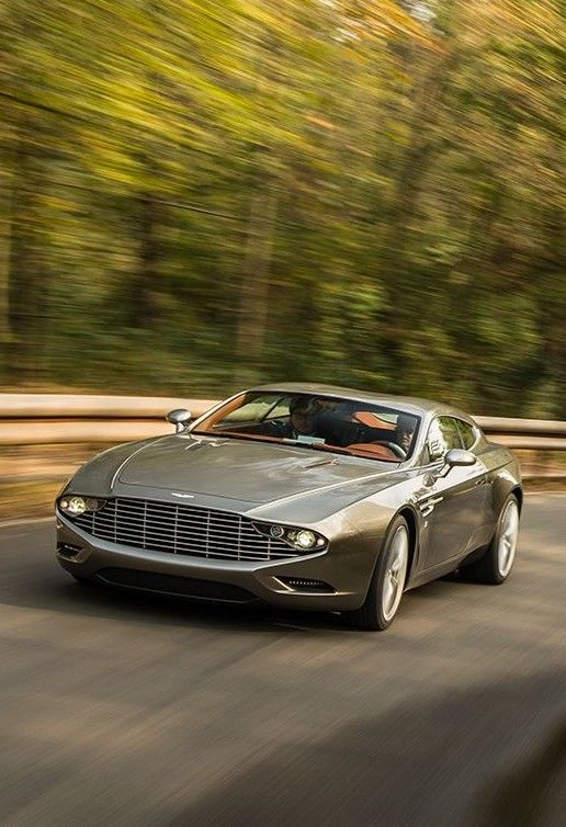 Aston Martin Virage Shooting Break Zagato