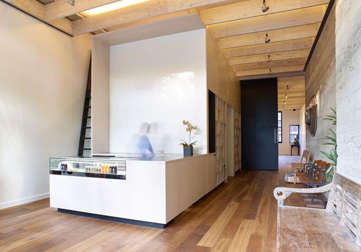 goCstudio ritual house yoga studio designboom