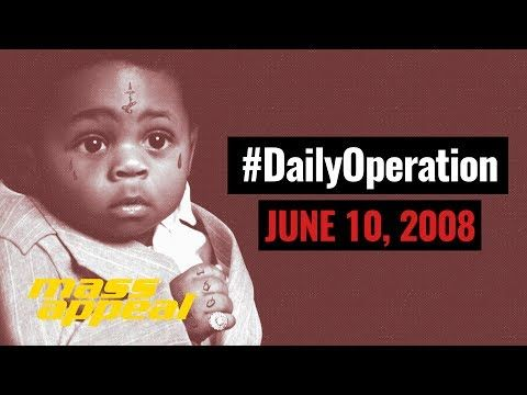 New video Daily Operation: This is Tha Carter III (June 10 2008) on @YouTube