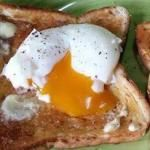 TM5 poached eggs in shell