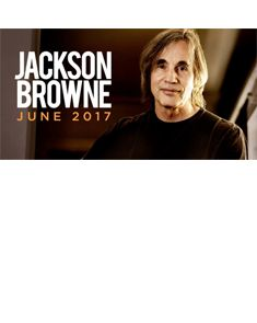 Jackson Browne has written and performed some of the most literate and moving songs in popular music and has defined a genre of songwriting charged with honesty, emotion and personal politics.