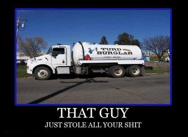 Funny Hump Day | Hump Day Funny photo with caption shit pump truck