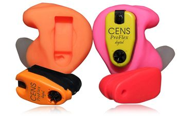 Hearing Protection Shooting Ear Plugs from CENS - Ear Defenders