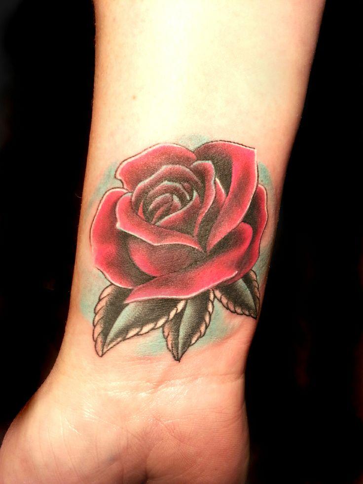Rose Tattoo On Wrist: 70 Best Tattoos By Jojo Miller Images On Pinterest