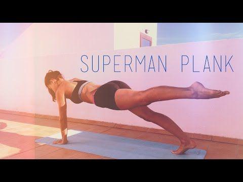 Superman Plank Challenge - YouTube