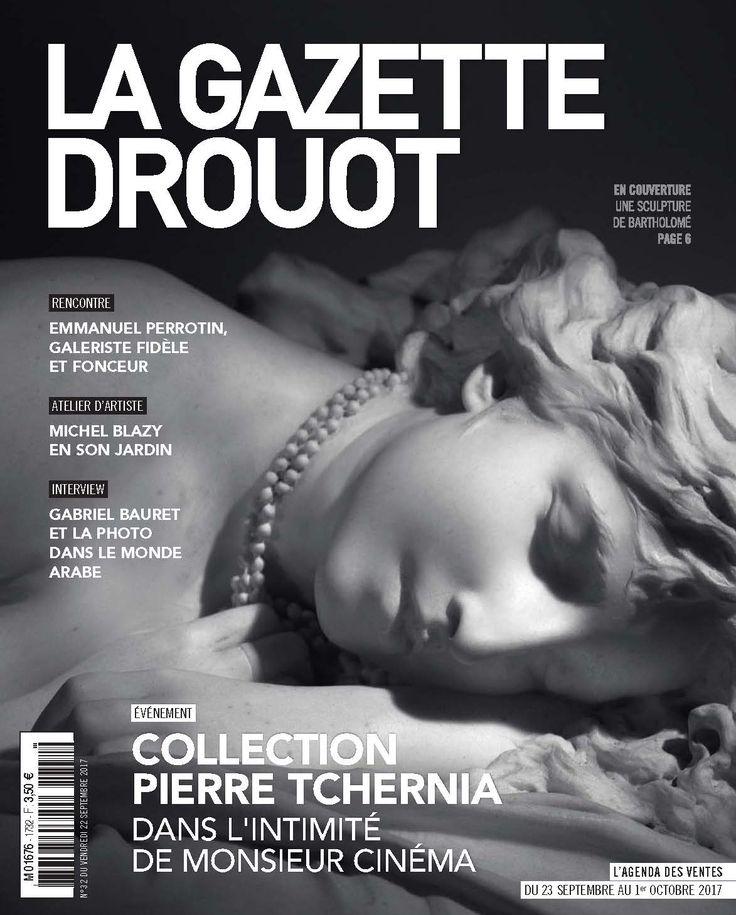 Gazette Drouot n°32 du 22 septembre 2017. #WebZine #ArtMarket #Woman #Marbre #Sculpture