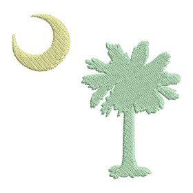 All Designs :: Palmetto Moon