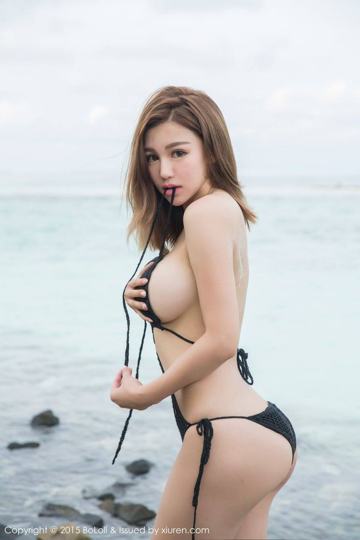 Asian women swim suit models found site