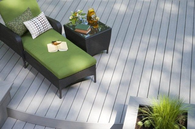 Terrasse en bois, Lames de terrasse et Construction terrasse bois